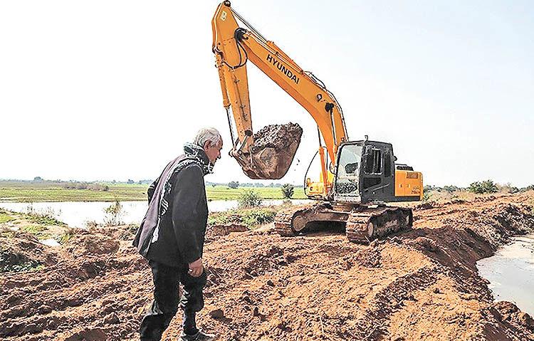 سیلبندهای جدید در خوزستان