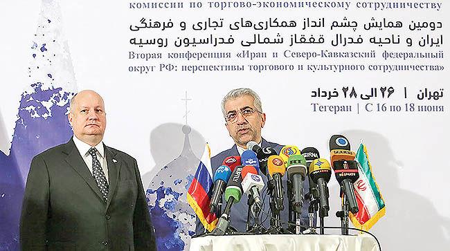 قول و قرارهای جدید ایران و روسیه