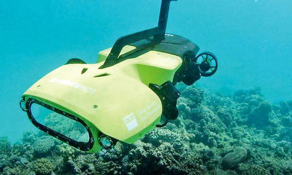 روبات زیردریایی