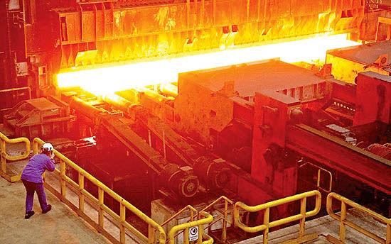 فراز و فرود آرام قیمتی در بازار فولاد جهان