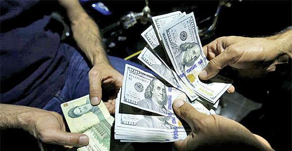تغییر جریان در بازار ارز