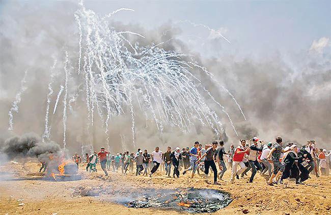 مرگبارترین روز غزه