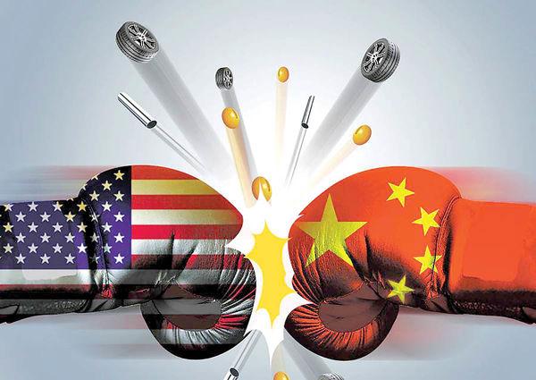 نبرد تجاری دو ابرقدرت اقتصادی