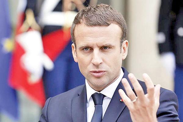 تلاش مکرون برای احیای وحدت ملی در فرانسه