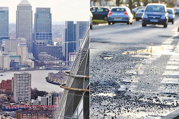 هوش مصنوعی، جادهها را تعمیر میکند