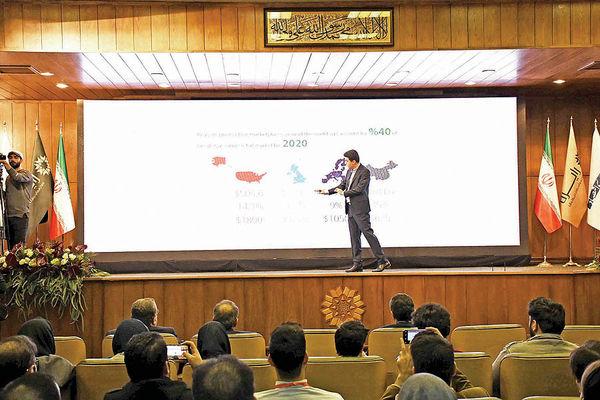 گلوگاه توسعه تجارت آنلاین
