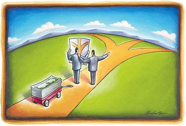 فرصت تغییر ریل در اقتصاد