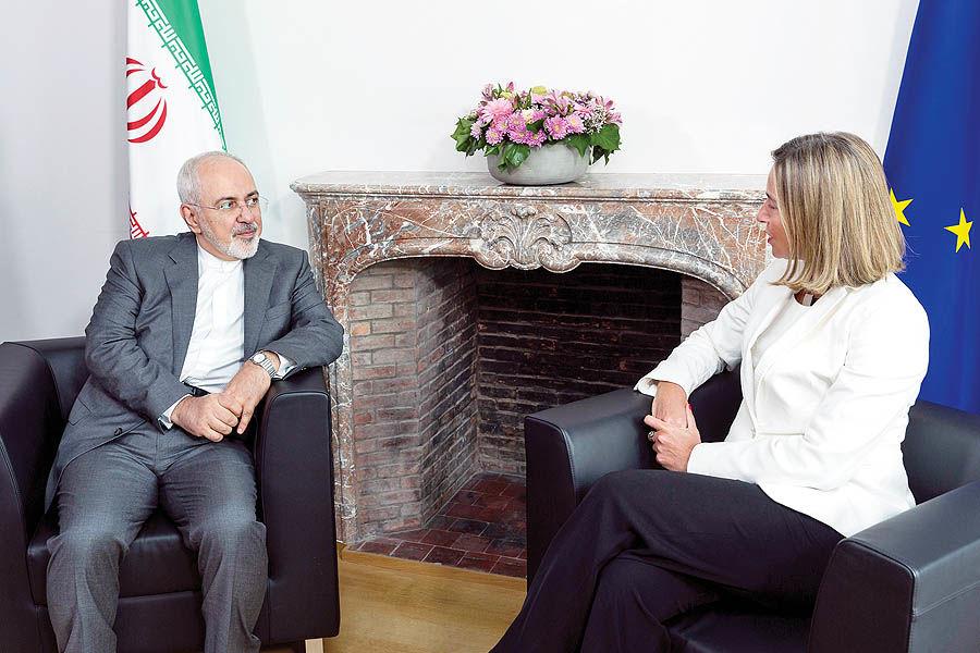 تبادل بستهها میان ایران و اروپا