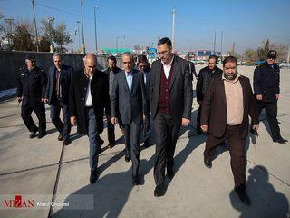 انتقال پیکر دهقان فداکار از تبریز به میانه