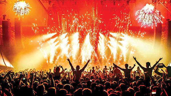 ترافیک برگزاری کنسرت در ماه آخر زمستان