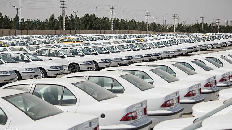 بار خودروهای ناقص بر دوش بازار