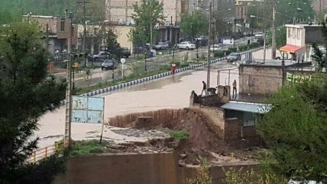 آمادهباش برای تخلیه 150 منزل مسکونی در کلات خراسان