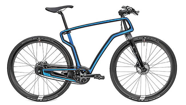 با چاپ سهبعدی  برای خودتان دوچرخه بسازید
