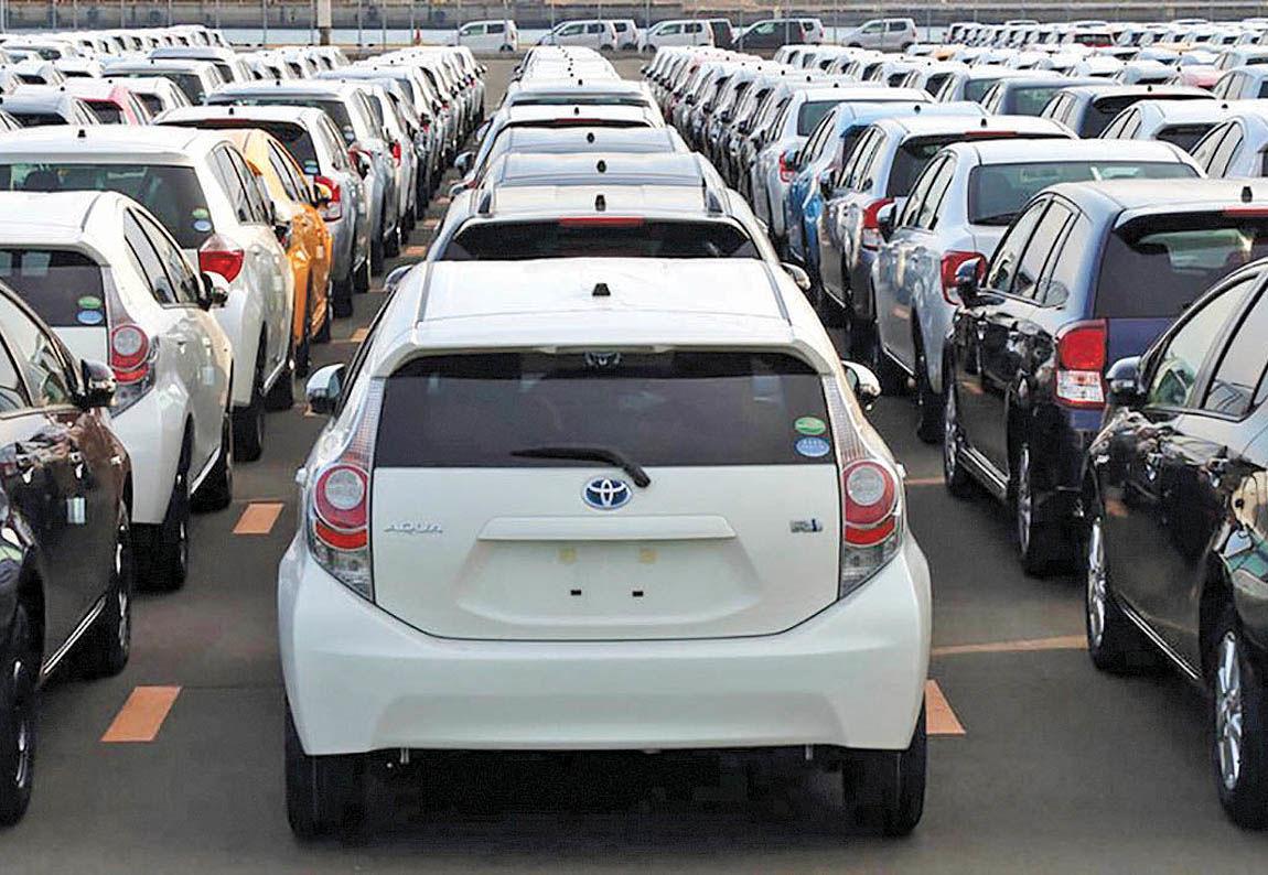 وفاداری ژاپنیها به خودروهای داخلی