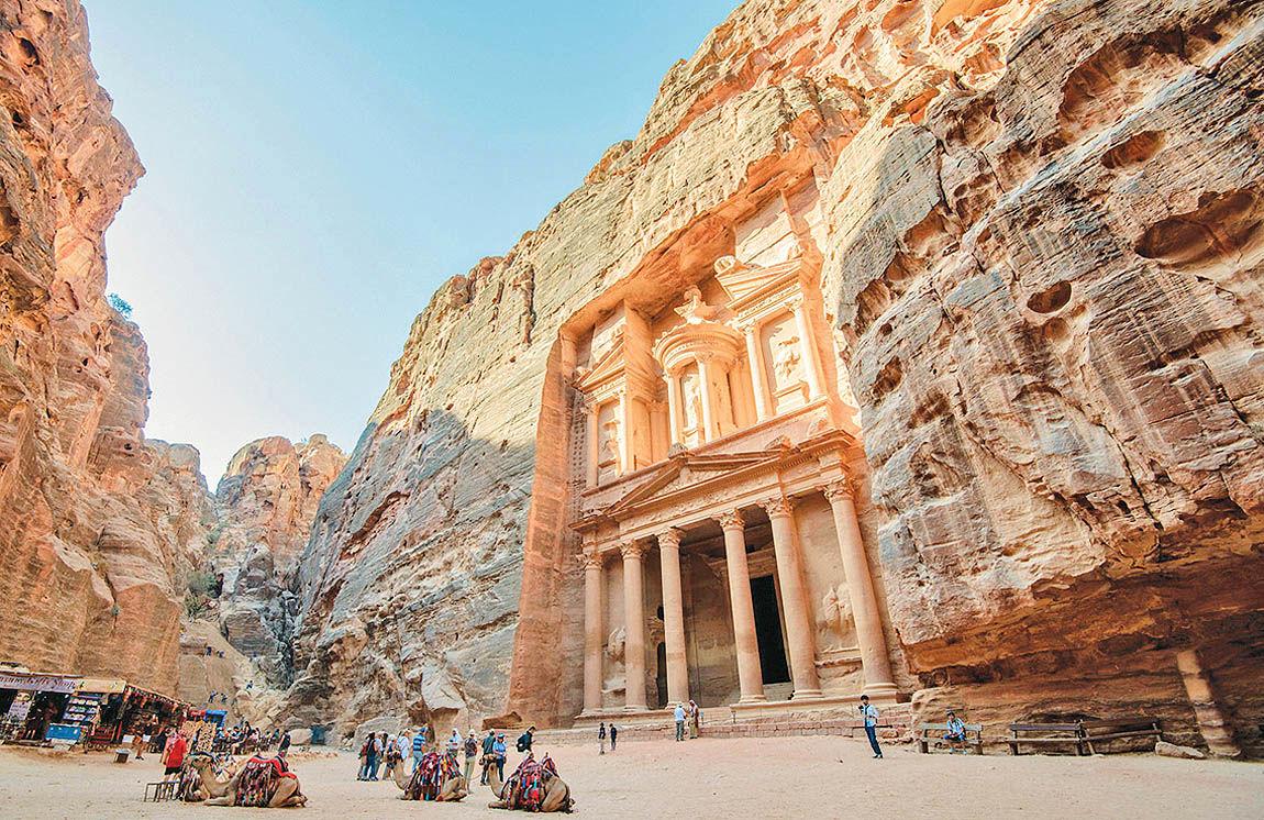 پسرفت  سهم گردشگری در اقتصاد خاورمیانه