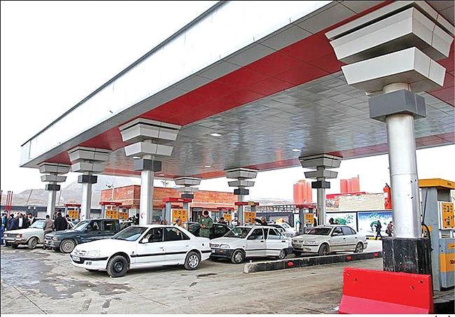 افزایش ۱۵ درصدی مصرف بنزین در کرمانشاه طی نوروز