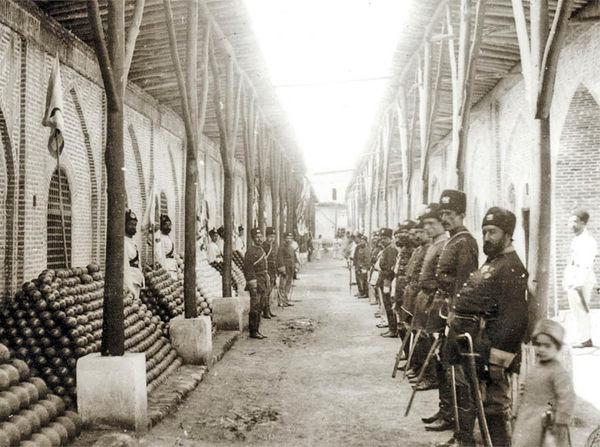 ناکامی اصلاح در دوره قاجار
