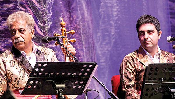 کنسرت فرج علیپور در نمایشگاه بینالمللی