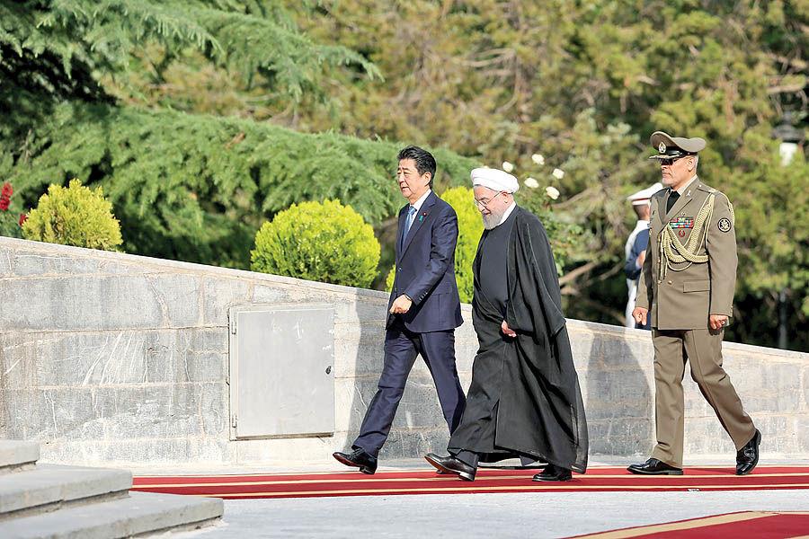 آغاز دیپلماسی خاور دور در قلب خاورمیانه
