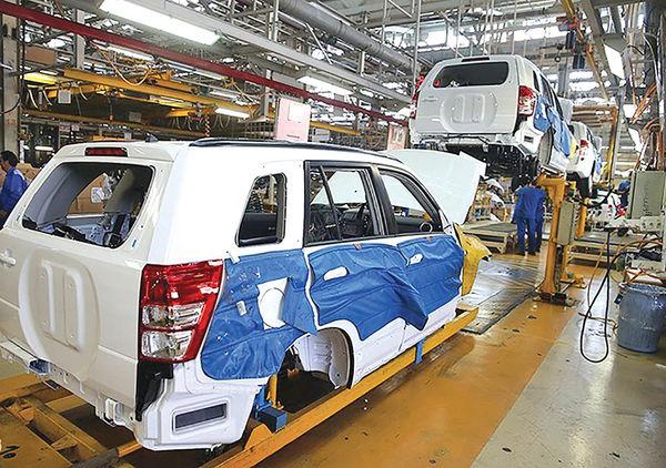سبد محصولات خودروسازان کوچکتر میشود
