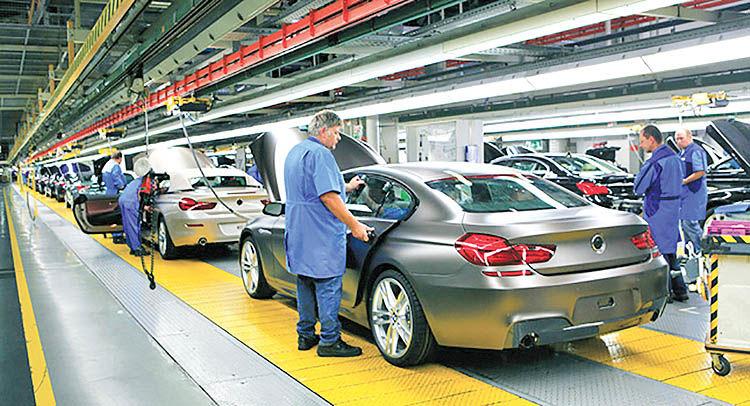 افت تولید خودرو در برزیل