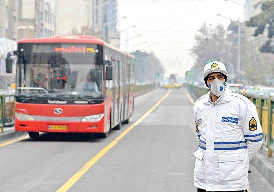 اثر ناچیز «ماسک» بر محافظت در برابر هوای آلوده