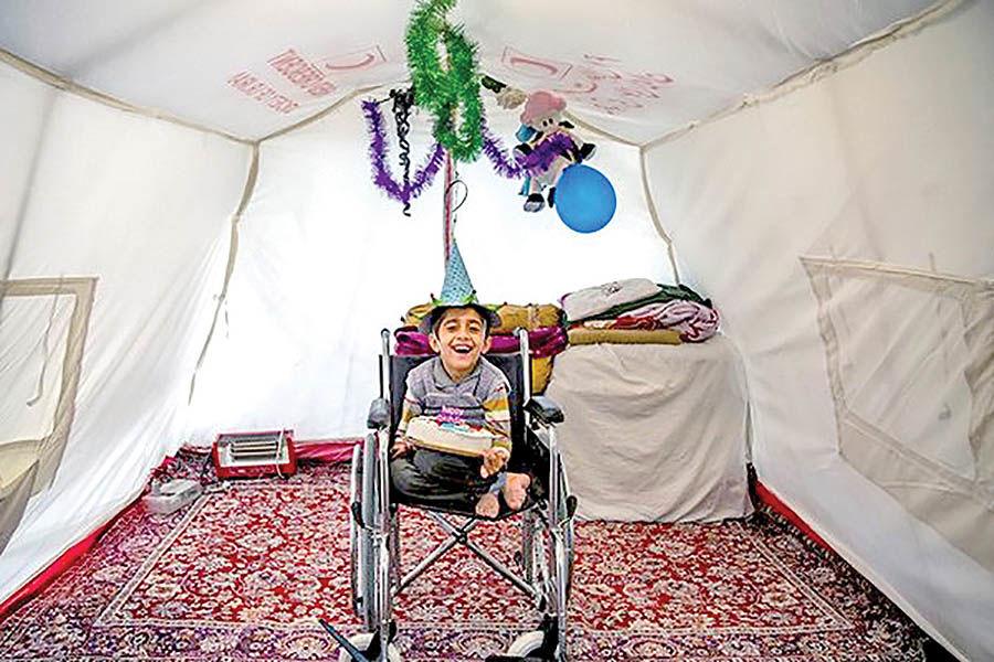 اجرای طرح عیدی کتاب به نفع کودکان معلول