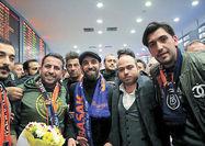 استقبال پرشور از آردا توران در استانبول