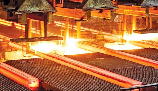 کاهش قیمت فولاد بهدنبال رکود مبادلات