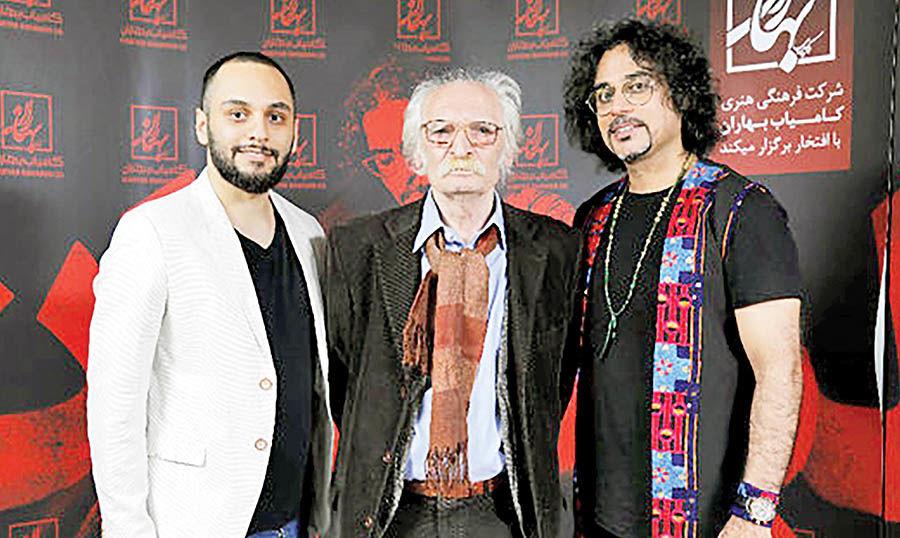 تمجید دولتآبادی از موسیقی گروه لیان