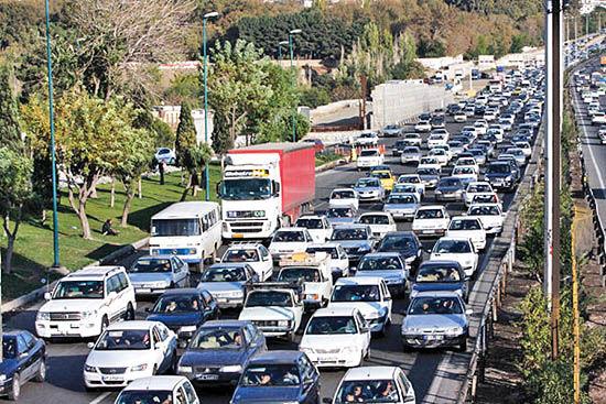 فهرستبهای طرح ترافیک 97