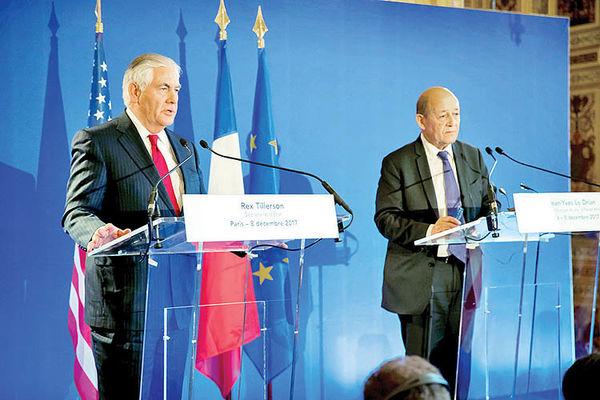 پاسخ برجامی فرانسه به آمریکا
