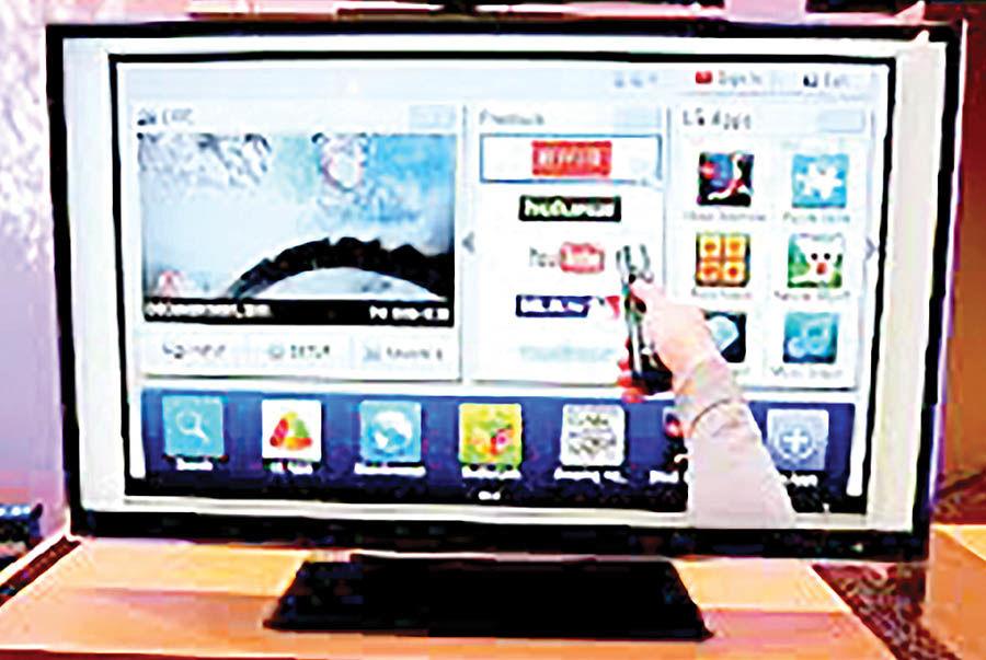 سناتورهای آمریکایی خواهان تحقیق درباره تلویزیونهای هوشمند
