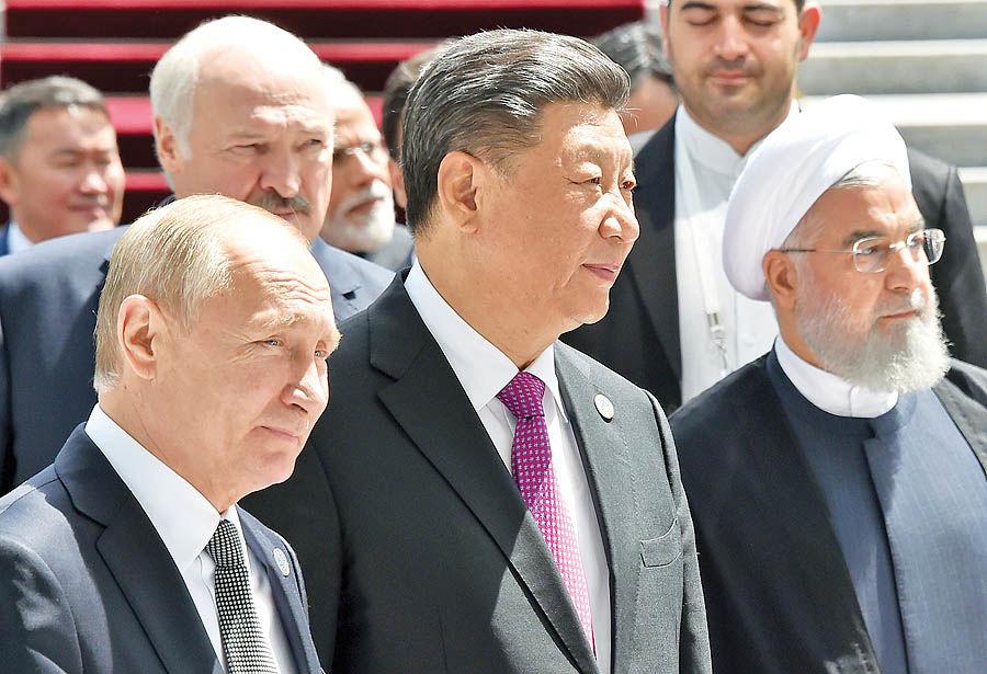 انتظارایران از متحدان شرقی