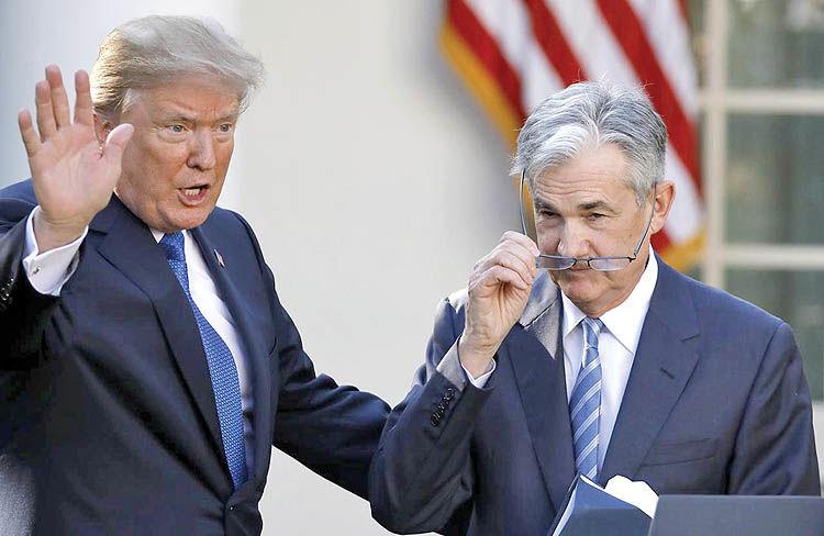 حمله جدید به فدرال رزرو از کاخ سفید
