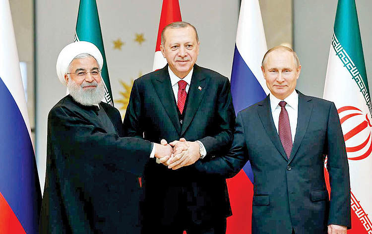 آینده سوریه و حل معضل ادلب