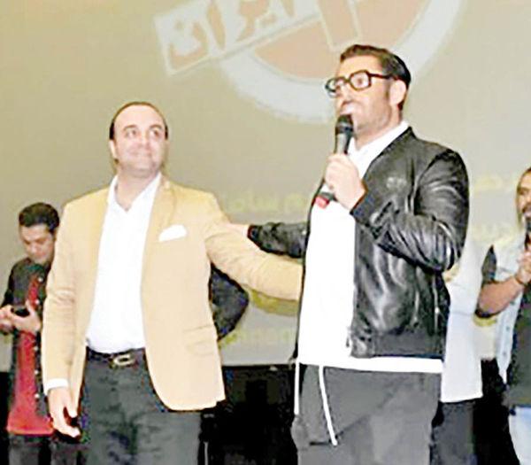 همکاری سینا سرلک و محمدرضا گلزار در تیتراژ یک سریال