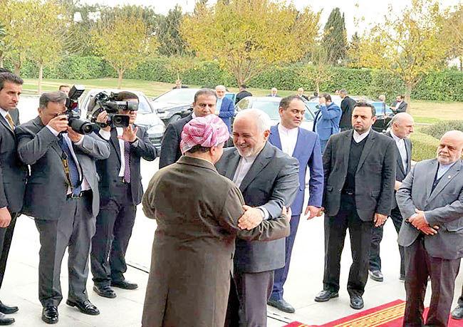 روابط سازنده ایران با اقلیم