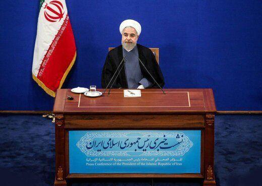 روحانی: مطمئن باشید انتخابات است، نه انتصابات/ خواهش میکنم سختگیریها را کم کنید تا مشارکت بیشتری داشته باشیم/ نباید انتخابات را کنار بگذاریم/۵
