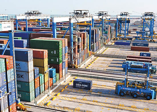 خوزستان میتواند قطب صادرات غیرنفتی شود