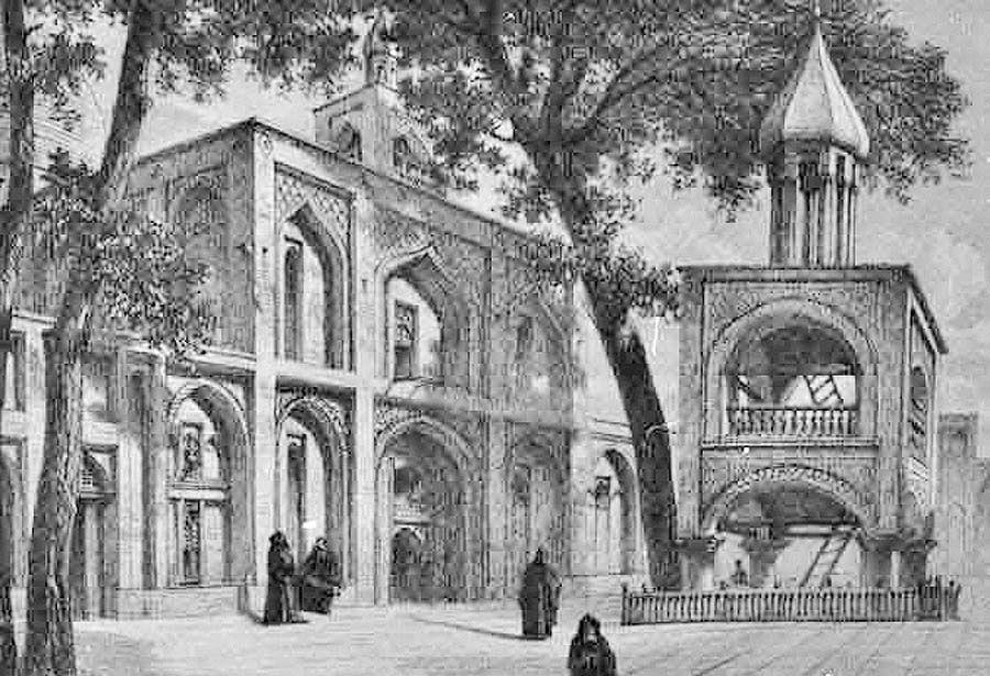ساخت جلفای اصفهان