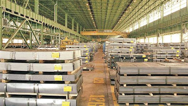 تاثیر معکوس تحریم بر صنعت فولاد