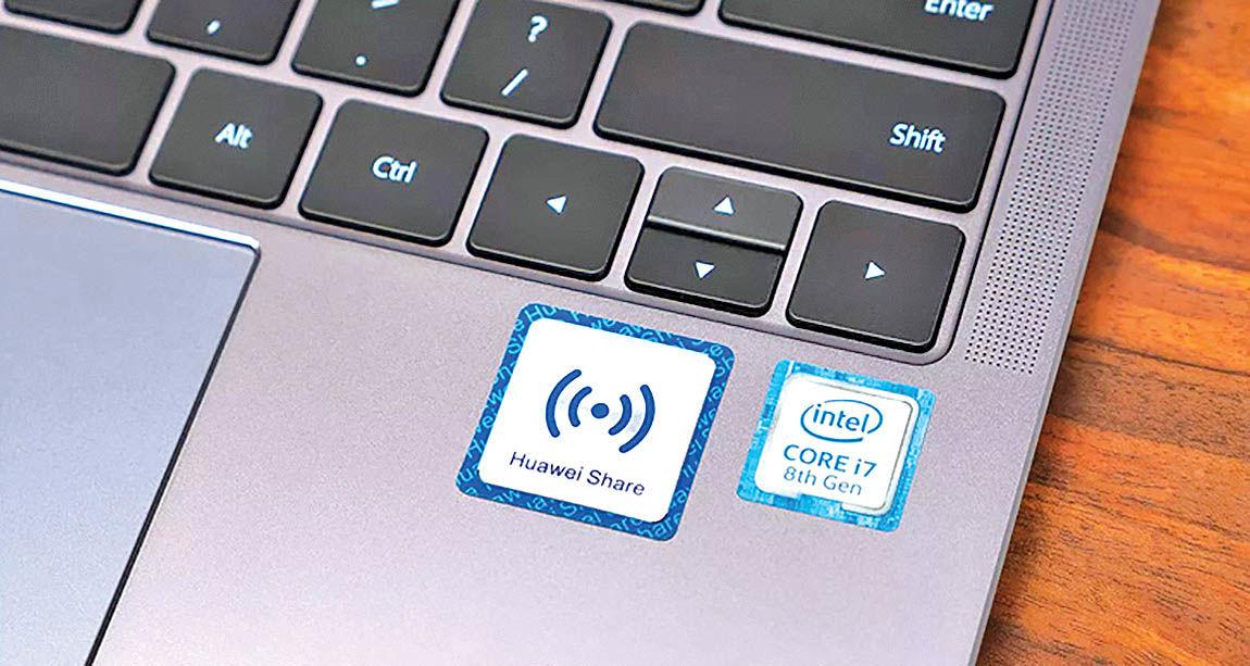 میتبوک جدید هوآوی با پردازنده نسل هشتمی رونمایی شد