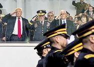 لغو رژه نظامی در واشنگتن