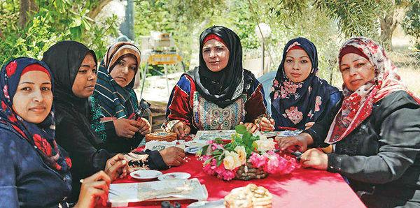 گنجینه فرصتهای گردشگری در ویرانههای کاخ «هشام»