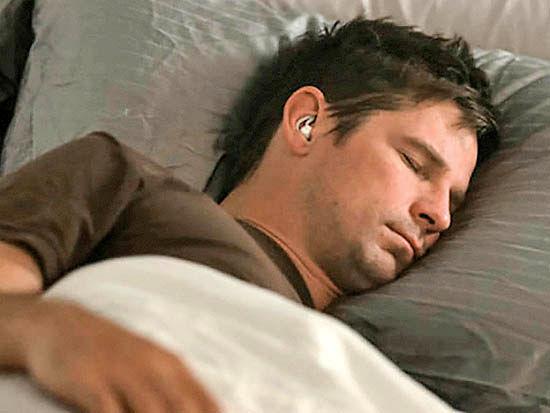 هدفونی برای خواب بیسروصدا