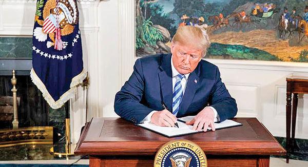 پاتک ایران به اقدام آمریکا
