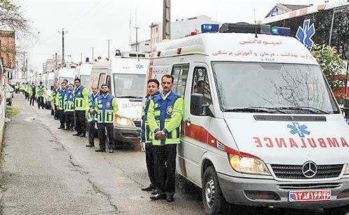 اجرای طرح «اورژانس یار» در تبریز