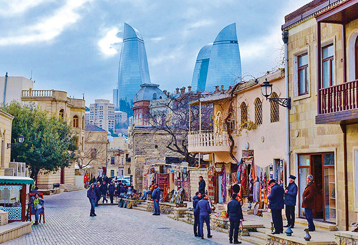 حرکت جمهوری آذربایجان از نفت به گردشگری