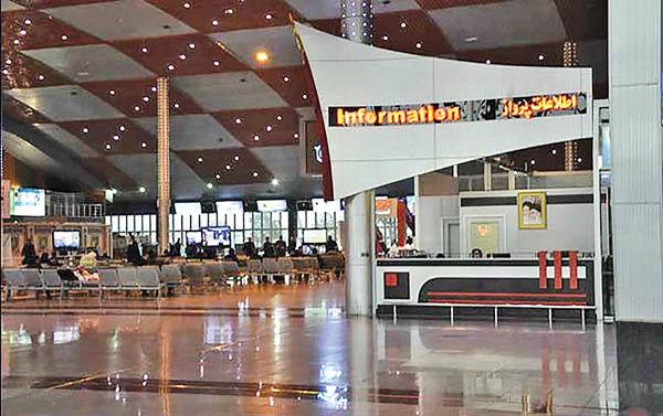 ارزیابی فرودگاههای ایران با 8شاخص جهانی